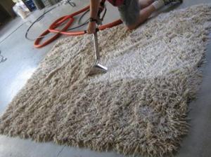 Химчистка ковров с длинным ворсом