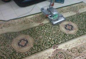 Химчистка натуральных ковров