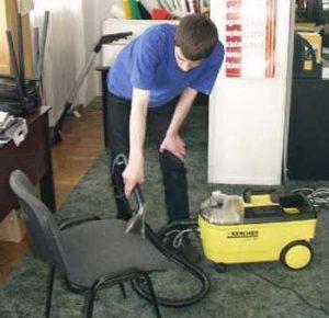 Химчистка офисной мебели