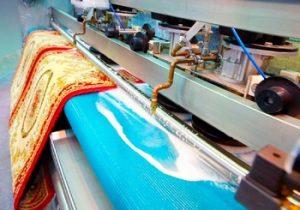 Химчистка ковров специализированная