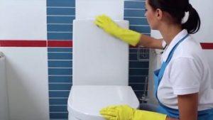 Уборка туалетов