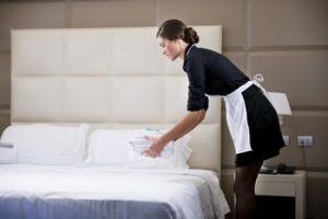 Генеральная уборка гостиниц