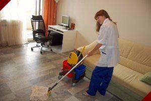 Сухая уборка квартир
