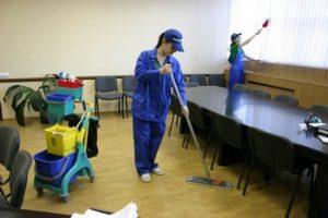 Комплексная уборка офисов