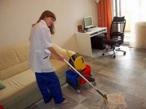 Уборка жилых помещений